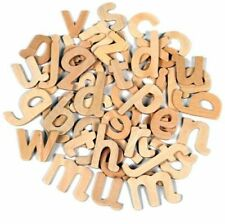 English Wooden Letters Decorative Plaques & Signs