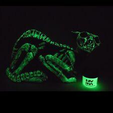Halloween Green Mx24 Extreme Paint,Glow In The Dark 4oz Free Uv Keyring