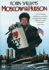 Moscow on The Hudson DVD Region 4 Aus - Comedy Robin Williams