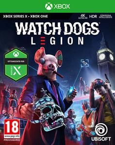 Watch Dogs Legion XBOX ONE 300111241 UBISOFT