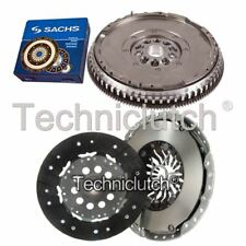 NATIONWIDE 2 PART CLUTCH KIT AND SACHS DMF FOR VOLVO V40 ESTATE 1.9 T4
