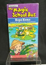 Magic School Bus, The - Hops Home (VHS, 1999)