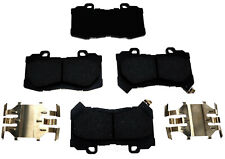 Disc Brake Pad Set-Ceramic Disc Brake Pad Front ACDelco Pro Brakes 17D1802CH