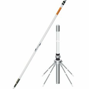 SOLARCON A-99CK 17  OMNI-DIRECTIONAL FIBERGLASS BASE STATION ANTENNA A-99 AND...