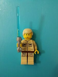 Lego Star Wars Minifigure Luke Skywalker 10123 Cloud City Wrong Legs