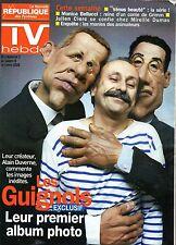 2005: the clowns of the info _ mireille mathieu _ julien clerc _ monica bellucci
