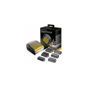 REMINGTON Tondeuse corps ergonomique QuickGroom - Lame acier inoxydable 60% plus