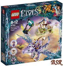 VORVERKAUF LEGO® Elves: 41193 Aira und das Lied des Winddrachen & NEU & OVP !