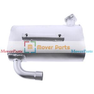 Muffler Silencer for Kubota Excavator U30-3 U35