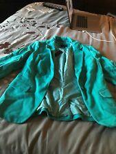The limited womens size XS single button blazer