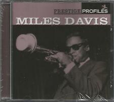 Miles Davis - Prestige Profiles 2CD NEW / SEALED Chet Baker Sonny Rollins