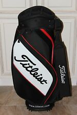 Titleist Cart Golf Bag (Red, Black and White)  EXCELLENT