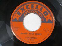 Slim Harpo Don't Start Cryin' Now / Rainin' In My Heart 45 Excello 1961