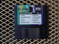 "Original Midi Piano Library GM Floppy MIDI-FILES PAUL'S BEST SONGS 5"" MH Harmony"
