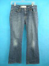 Gap Curvy Low Rise Size 6 Ankle Distressed Denim Jeans