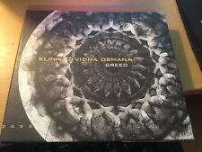 """Klink 7 Vidna Obmana """"Greed"""" cd"""