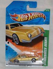 Hot Wheels -2011 Treasure Hunt 55/244 Studebaker Avanti 5/15