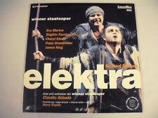 STRAUSS/ABBADO/WIENER STAATSOPER  Elektra  LD