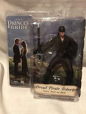 Neca The Princess Bride Dread Pirate Roberts Action Figure Unopened