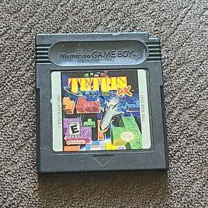 Tetris DX (Nintendo Game Boy Color, 1998)