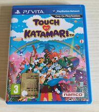 Touch My Katamari - PSVITA PAL ITA (PS VITA - PSV))