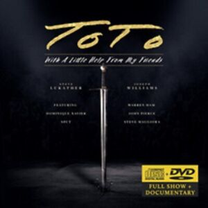 Toto - With a Little Help From My Friends - CD/DVD - Pre Order - 25th June