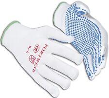 Nylon Polka Dot Gloves Small X12 (Non-Returnable) A110WBRS Portwest Quality New