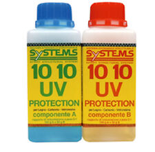 Resina epossidica bicomponente C-Systems 10 10 UV PROTECTION 1,5 kg | Marca Cecc