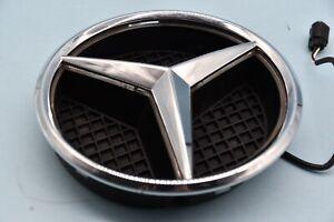 ✅ Mercedes Benz  Front Star LED Lighted Emblem Logo OEM