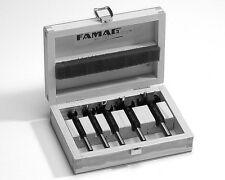 FAMAG Bormax Treppenbau-satz Im Holzkasten Holzbohrer 5-teilig