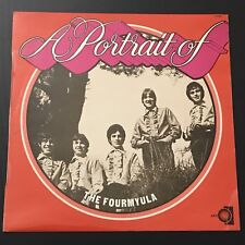 The Fourmyula ‎– Portrait Of The Fourmyula LP AXIS 2003 / 1974 Comp New Zealand