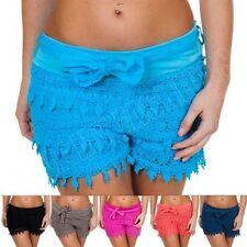 Unbranded Viscose Machine Washable Shorts for Women