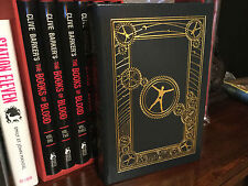 Signed by David Mitchell, BONE CLOCKS, Easton Press, New