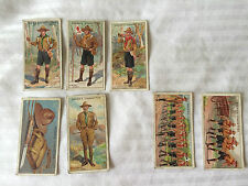 More details for ogdens : boy scouts 1st series 1911 (blue & green)