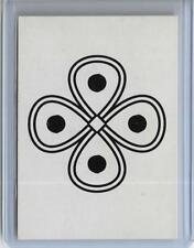 "RARE 2011 ALLEN & GINTER CODE PUZZLE CIPHER CARD #NNO ~ "" FE "" VERSION ~ L@@K!!!"
