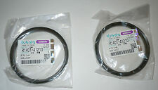 TWO New Sealed Kubota Dust Seals - Part R1404 41210 X2 NEW
