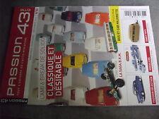 Μ? a passion magazine 43 EME nº 50 6 friend bus break & car majorette saga brm vespa 50