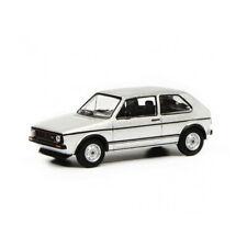 Schuco 452018000 VW Golf I GTI silber Maßstab 1:64 Modellauto NEU! °