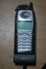 ** 2 Bosch GSM 909 Dual S Handy Silber >Frei für alle Sim Karten/ Netze<