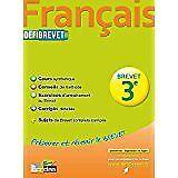 PIERRE LE GALL - DEFIBREVET C/M/EXO FRANCAIS 3E - 2012 - Broché
