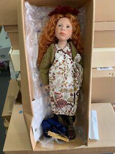 Zwergnase Nicole Marschollek Puppe 62 cm. Top Zustand