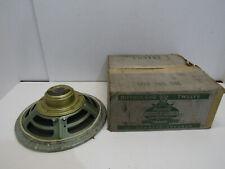 OLD Vintage University Diffusicone Twelve Full Range Speaker 8-16 Ohms 30 Watts