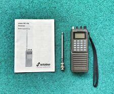 Stabo Funkscanner XR 100 Komunikationsreceiver Communications Receiver