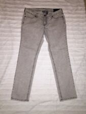 City streets women's size 13 Jean light grey wash New With Tags MSRP 42