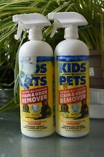 Lot Of 2 - Kids n Pets – Instant All-Purpose Stain & Odor Remover – 800 mL/ ea.