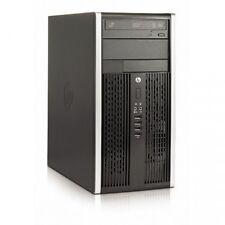 HP Compaq Pro 6300 MT 250GB HD 4GB RAM Core i3 3220 3.3GHz Win7 PRO Desktop #32