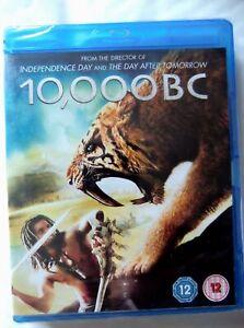 67772 Blu-ray - 10,000 BC [NEW / SEALED]  2008  BDY13967