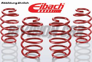 EIBACH TIEFERLEGUNGSFEDERN SPORTLINE 50/40mm VW PASSAT 3C/B7, 2WD INKL. VARIANT