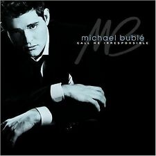 MICHAEL BUBLE - CALL ME IRRESPONSIBLE - TOUR EDITION WITH BONUS DISC - 2CD NEW