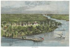 """Capitol Artifacts """"Mount Vernon 1874"""" Jigsaw Puzzle"""